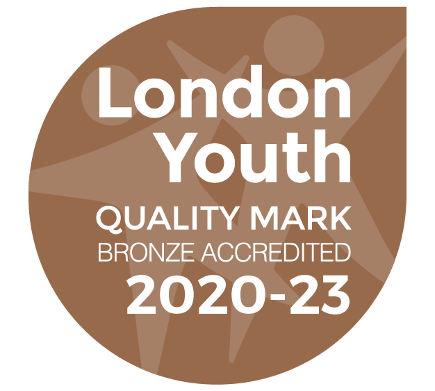 London Youth Bronze Accredited